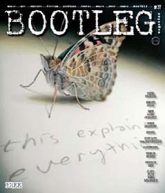 Bootleg magazine cover