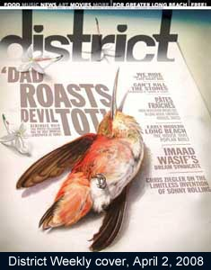 District weekly cover